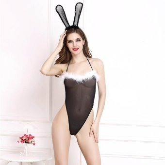 Harga MeiNiang Brand Lingerie Bunny, Jacobs Perspective Sexy Uniform 3014 - intl