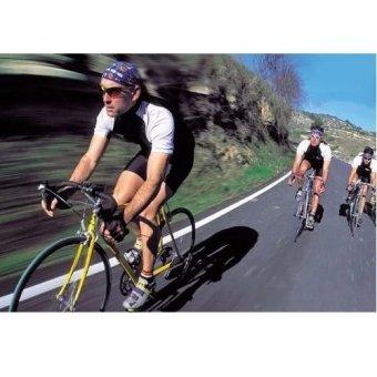 Man Women Magic Scarf Headbands Seamless Bandanna Wrap Face Mask + UV Protectioin Arm Cooling Sleeve For Outdoor Running Cycling 112505 - 3