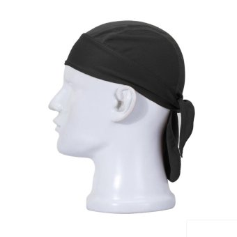 Sports Headwear Quickly Dry Sun UV Protection Cycling Bandana Running Beanie Bike Motorcycle Skull Cap Under Helmet - intl - 2