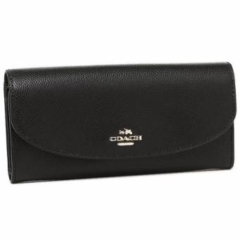 Harga COACH SLIM ENVELOPE WALLET IN CROSSGRAIN LEATHER