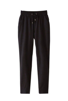 Harga Jetting Buy Harem Pants (Black)