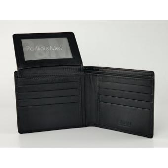 Harga 202VN-Black (Leather Wallet)