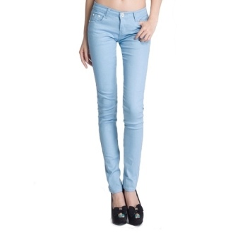 Harga Skinny Jeans - Light Blue