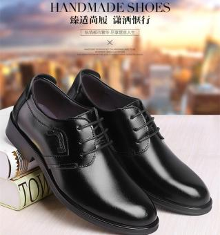 Harga Fashion business men shoes - intl