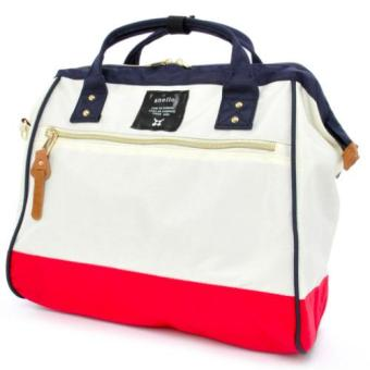 Harga Authentic Japan anello 2 way boston bag shoulder bag Japan hot selling (Large size,Tricolors)