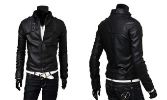 Harga PU Leather Jacket L