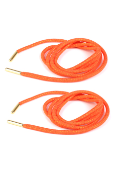 Harga Golden Head Shoe Laces Shoelaces Hiking Sport Sneakers String Orange