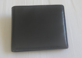 Harga SG- Leathers Men's Wallet in genuine soft leather plain (Black)