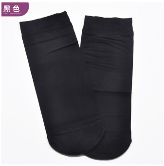 Harga Swan Velvet high quality spring and summer Ms. short stockings