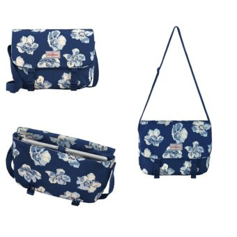 Harga Cath Kidston Scattered Anemone Buckle Saddle Bag