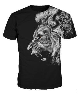 XWD Custom Design Men's Milk silk fabric T-Shirt - intl - 2