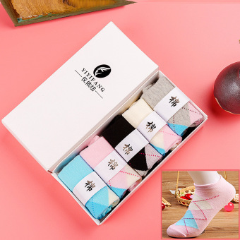 Harga Pure Cotton Women Clothing Socks Gift Set