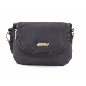 Harga American Tourister Alizee II Cross Bag (Black)