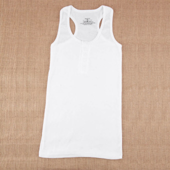Harga OH Hot Ladies Women Girl Mini Sleeveless T-Shirt Tank Tops Cami Bodycon Vest White