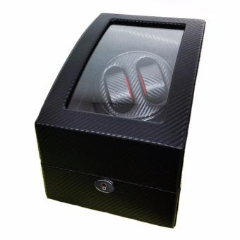 Harga Watch Winder 2+3 Carbon Fiber