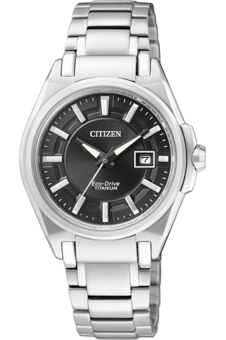 Harga Citizen Super Titanium Eco-Drive Ladies - EW1881-53E