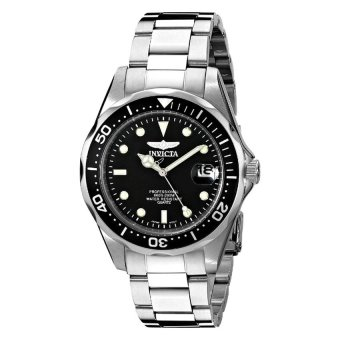 Harga Invicta Pro Diver Men's Silver Stainless Steel Strap Watch INV8932/8932
