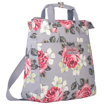 Harga Cath Kidston Multi strap backpack cross body bag handbag (Richmond rose Grey )