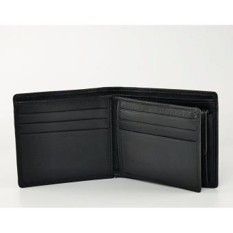 Harga 781VN-Black (Leather Wallet)