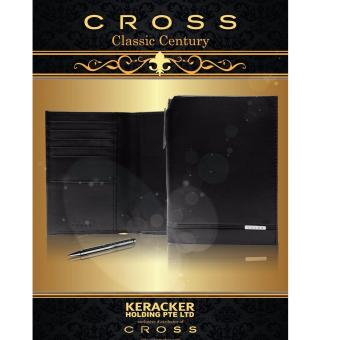 Harga SPECIAL OFFER--CROSS Global Passport Wallet with Cross Pen
