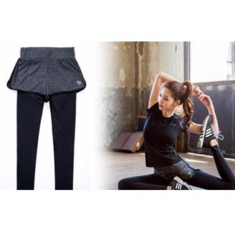Harga Sports Shorts with Leggings