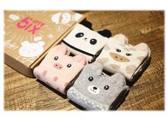 T92 Pig Socks (Adult) - 3