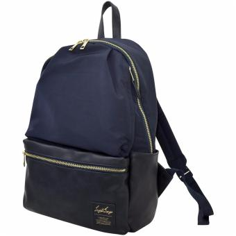 Harga Legato Largo x anello original Japan 10 pockets backpack- NAVY