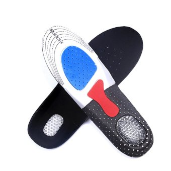 Harga Men Gel Orthotic Sport Running Insoles Insert Shoe Pad L