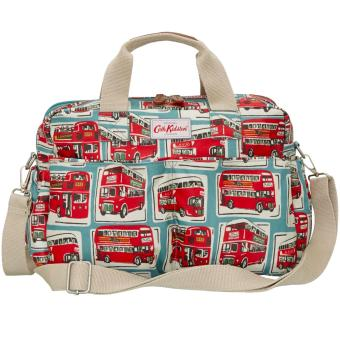 Harga Cath Kidston MOMMY BAG PREMIUM DOUBLE POCKET NAPPY BAG(LONDON BUS)
