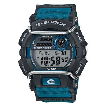Harga Casio G-Shock Classic Series Nylon Strap Watch GD400-2 GD-400-2D