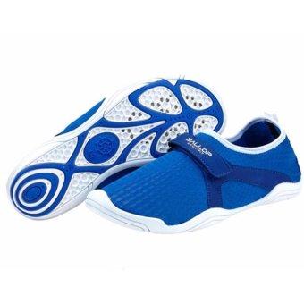 BALLOP Aqua Fit Skin Shoes Active Series Typhoon Blue Woman Size US 6-8 UK 3.5-5.5 KOR/JP 230-250 cm - 2