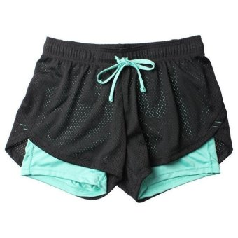 Harga 2NE1 Sport breathable shorts - intl