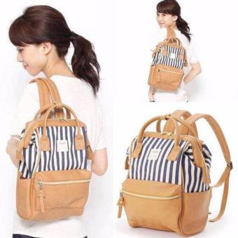 Harga Japan Anello Backpack Japan anello backpack anello x the emporium, limited edition CAMEL