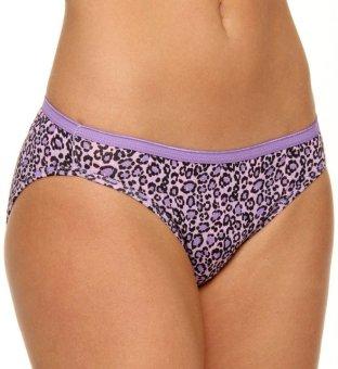 Hanes Women Cotton Bikini Panties 5 piece pack (Assorted) - 2