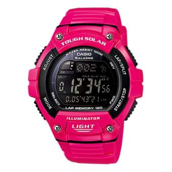 Harga Casio Standard Digital Solar Powered Watch WS220C-4B