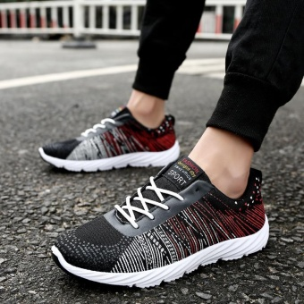 Men's Camouflage Running shoes Outdoor Sports shoes - intl