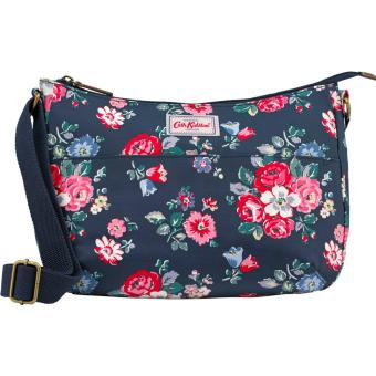 Harga Cath Kidston All day bag cross body bag shoulder bag (Forest bunch Navy)