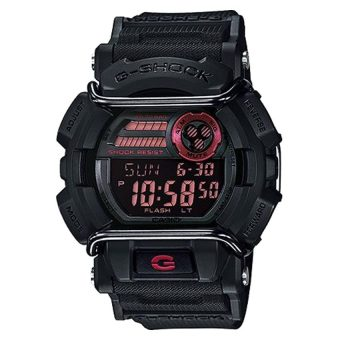 Harga Casio G-Shock Classic Series Nylon Strap Watch GD400-1 GD-400-1D