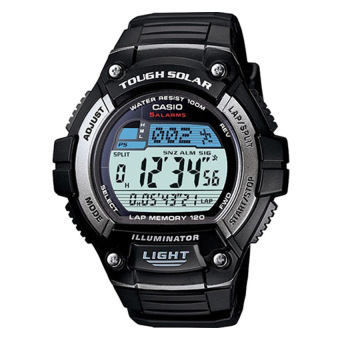 Harga Casio Standard Digital Solar Powered Watch WS220-1A