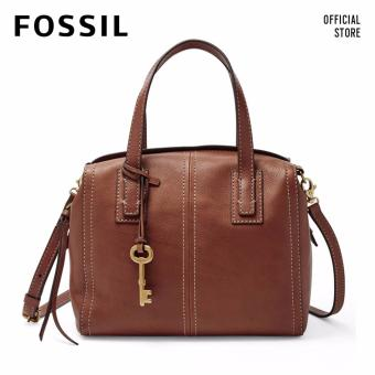 FOSSIL BROWN SATCHEL