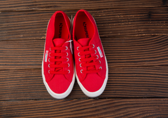 Harga Superga2750 Huber Family Classic Male And Female Models Canvas Shoes Lovers Casual Flat