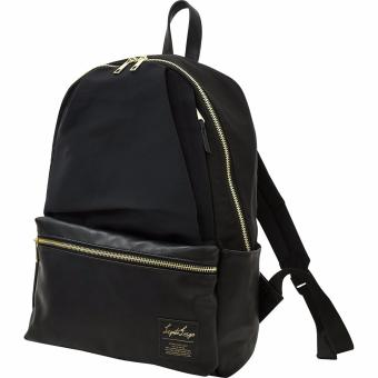 Harga Legato Largo x anello original Japan 10 pockets backpack- Black