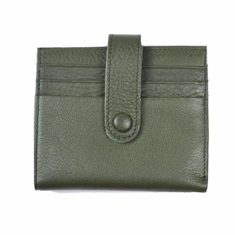 Harga Man Wallet Leather Cowhide Small Wallets Card holder, Front Pocket wallet, New Daniela Moda Italy