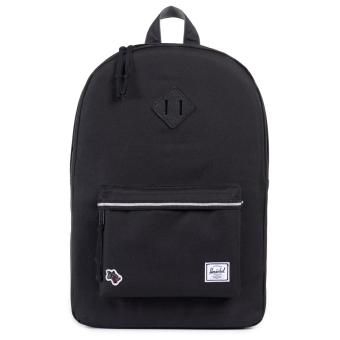 Harga Herschel Supply Co. heritage backpack Hounds Collections (Black color)