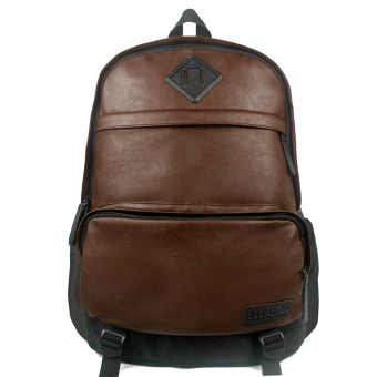 Amp European and American style travel backpack shoulder bag
