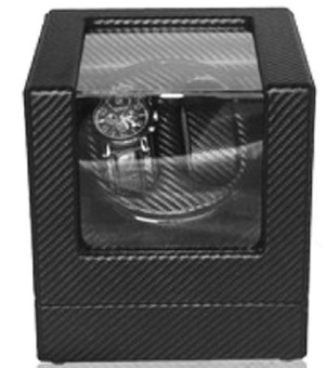 Harga Watch Winder 2+0 Carbon Fiber