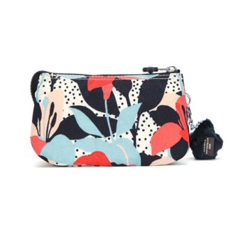 Kipling Creativity Large Solid Pouch L Cosmetic Pouch Kipling Pouch Purse Travel Bag (include furry Kipling monkey key ring) - intl - 2
