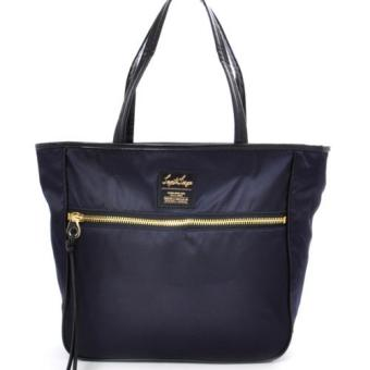 Harga Authentic Japan anello x legato largo 2 way 10 pockets multifunction shoulder bag (Navy color)
