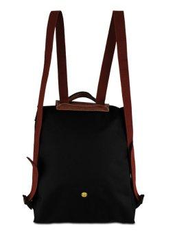 Longchamp Le Pliage 1699 Backpack Black - 2
