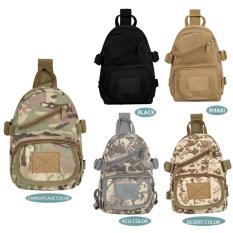 MG Practical Unisex Multifunction Oxford Fabric Outdoor Chest Bag, Shoulder  Bag (Descert) - intl Singapore